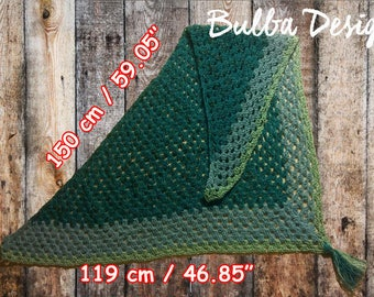 Crochet shawl, Boho clothing, hippie shawl, handmade shawl, hippie scarf