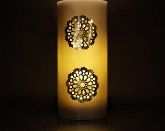 Candle wax L000 l000 H029 D013