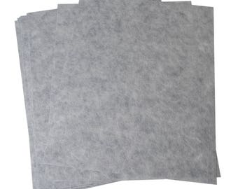 10 Pack 3M Gray Wet or Dry Tri-M-Ite™ Polishing Papers 15 Micron 600 Grit Jewelry Making Abrasive Sheets - POL-0147