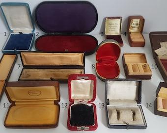 Vintage jewelry box Etsy