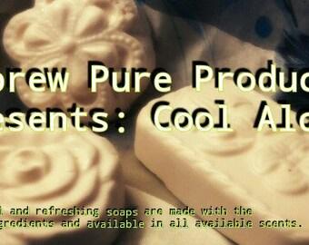 Hebrew Pure Cool Aloe Soap