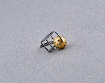 Square planet ring