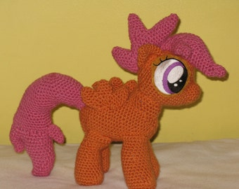 Scootaloo Amigurumi Plush