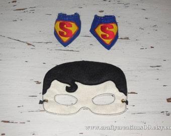 Child Dress Up, Imaginative Play, Mask Dress Up- S