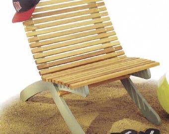 Daytripper Chair Woodworking Plans