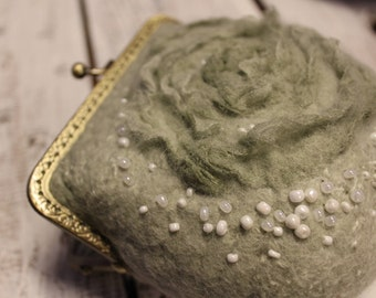 purse felted
