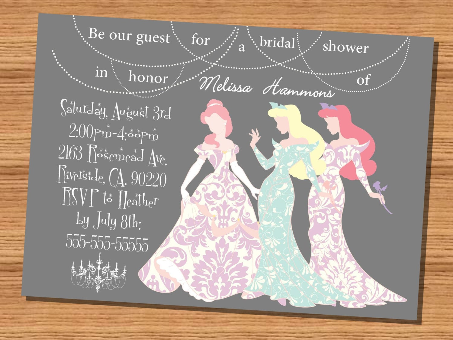 invitations dawn petite by invitation bridal garden ethereal shop shower invites