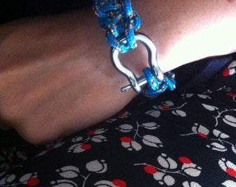 Sailor bracelet. Paracord