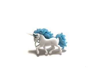 Unicorn, Unicorn Ring, Funky Ring, Weird, Gift, Under 5 dollars, Adjustable Ring, Spring Jewelry, Gift for her, Summer