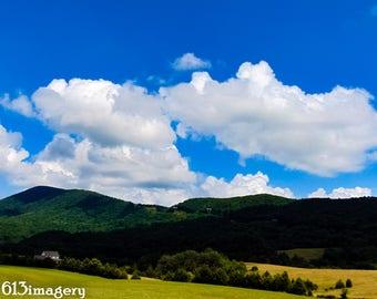 Rolling Blue Ridge