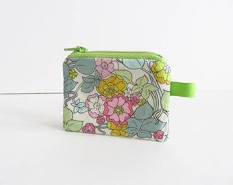 Liberty Lawn 'Boxford' Tiny coin purse