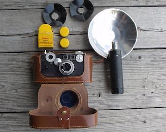 Argus Range Finder Camera