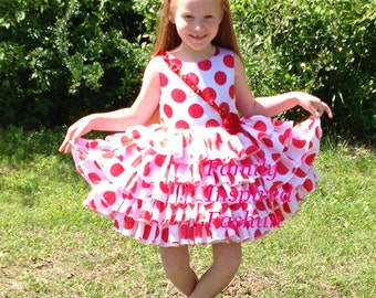 Flower girl dress, special occasion dress, pretty dress