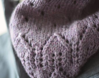 Snowy Village : A Adorable Cowl by Cowl and Owl