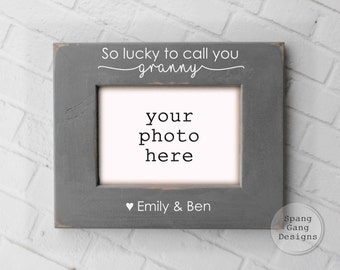 Mimi Gift | Personalized gift for Mimi | Mothers Day gift for Mimi | Personalized Frame | Mimi Sign | Grandparents Day Mimi G04LuckyCall