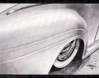 Bombcar GRAFFIX ART STUDIO