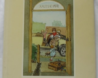 Vintage Book - Sunnylea by Jean Metcalfe 1920s Childhood Remembered - First Edition 1981