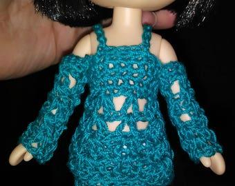 Skirt and blouse for Nikki dolls