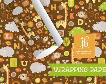 """Gift Wrap for Kids Birthday 