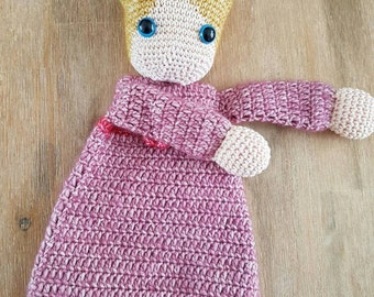 Princess rag doll