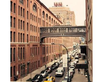 New York photography, canvas art, large wall art, New York print, New York prints, New York City, NYC, New York canvas wall art,Chelsea