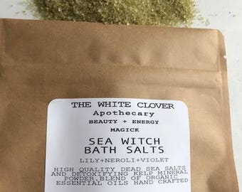 SEA WITCH Bath Salts