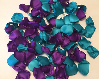 Beautiful Purple And Aqua Wedding Photos - Styles & Ideas 2018 ...