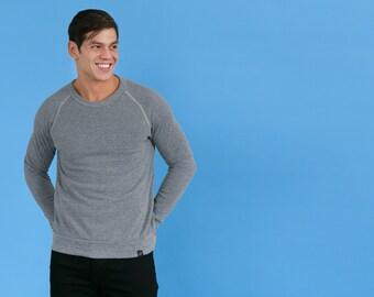 The Lonewolf // Eco Fleece Sweatshirt