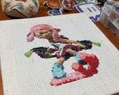 Cross Stitch Pattern - Sp...