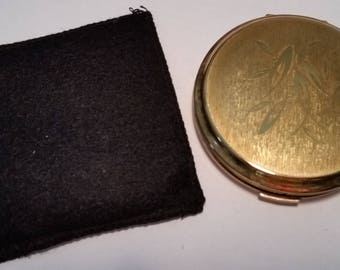 Stratton Vintage Face Powder Compact
