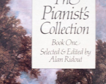 Sheet music book The Pianists Collection
