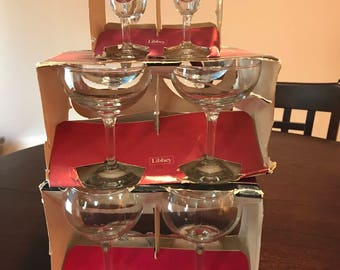 Set of Libbey Glasses in Original Packaging