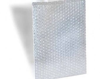 Bubble Out Bags 8x11.5 | Self Sealing | Protection for Fragile Items