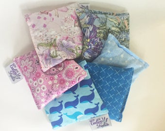 Hot Cold Bags / Lavender Boo Boo Bags / Hot and Cold Bags / Ice Pack for Kids / Lavender Bags