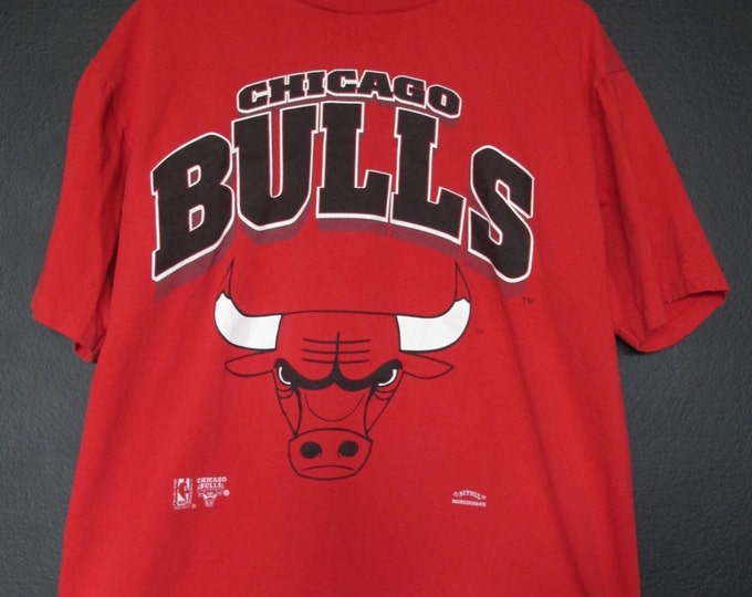 Chicago Bulls NBA 1990s vintage Tshirt