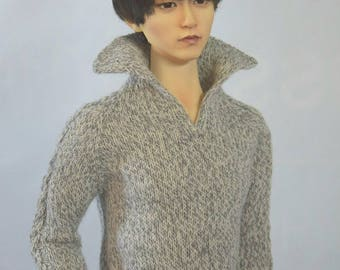 Sweater for man SD17 70cm doll.