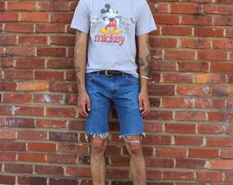 Vintage chemise Mickey classique de Walt Disney World