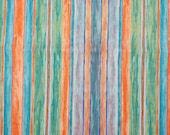 Bright Stripe Fabric 56 w...