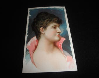 Duke Honest Tobacco Card 1890-1910