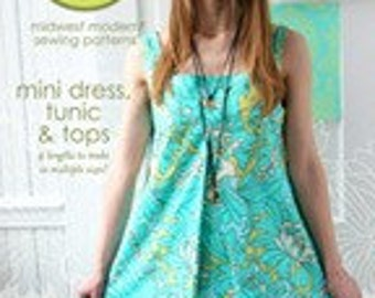 SALE 30 percent off amy butler midwest modern Mini Dress, Tunic and More
