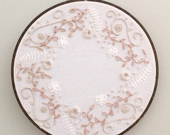 """Neutral Floral 