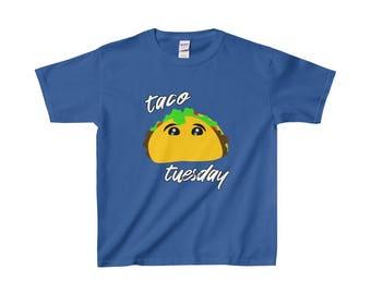 Taco Tuesday Youth TShirt