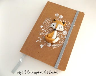 Small Fox Notebook