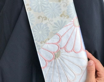 Japanese Obi clutch bag, Kimono clutch bag, vintage evening bag, wedding clutch bag, elegant evening envelope clutch, fancy clutch, elegant