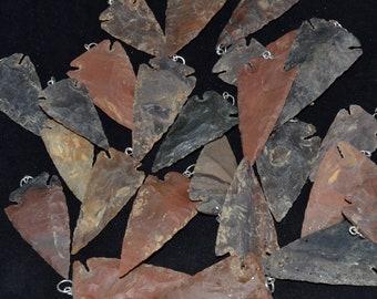 Arrowhead Necklace Pendant