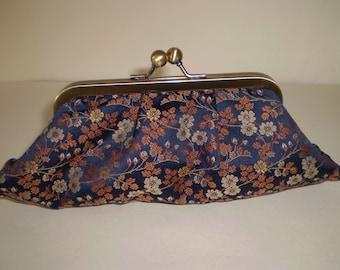 Clutch Bag, Clutch Purse, Evening Clutch, Wedding Clutch, Floral Clutch