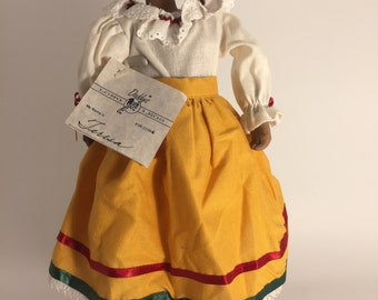 "Daddy's Long Legs - American made Collectible Dolls ""Teresa DL36B"""
