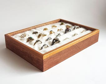 Ring holder Ring Organizer Jewelry Organizer Ring display