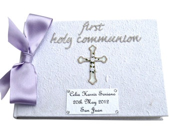 First Holy Communion Book - Cross