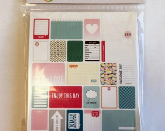 Project Life Teen Girl Themed Cards